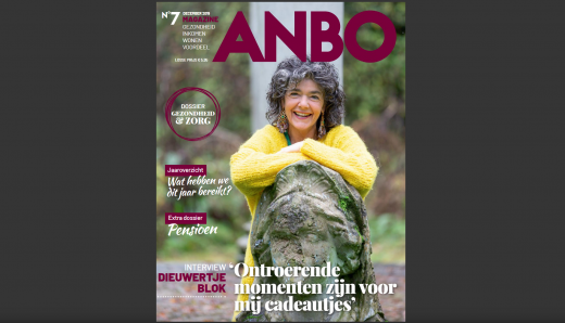 Cover AM7 2019, Dieuwertje Blok