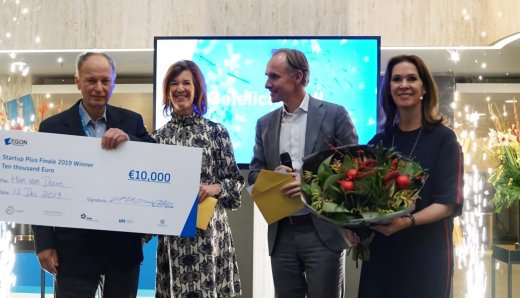 Winnaar Start-up Plus