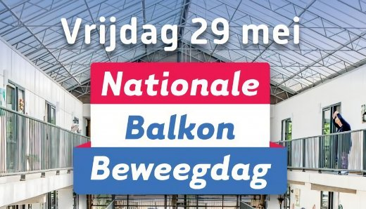Nationale Balkon Beweegdag
